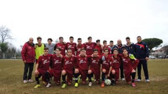 Fiumicino Calcio, gli Allievi 98 approdano alle finali provinciali