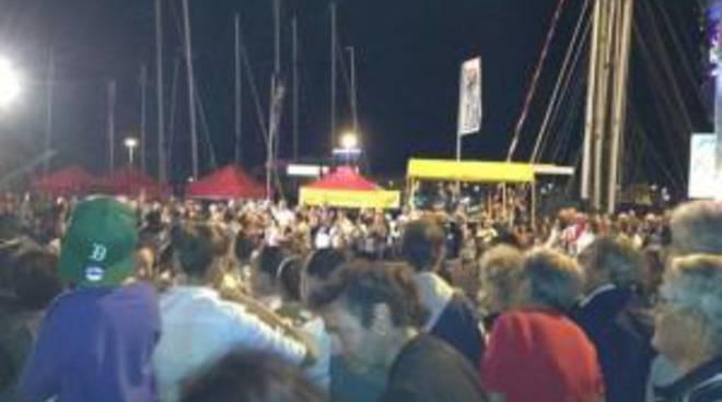 Fregene - Maccarese, grande successo per la Notte Bianca