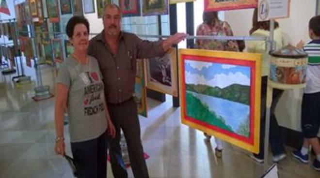 Incontro con gli artisti Mario Giordano e Danila Piu
