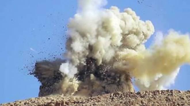 Isis distrugge antichi mausolei a Palmira