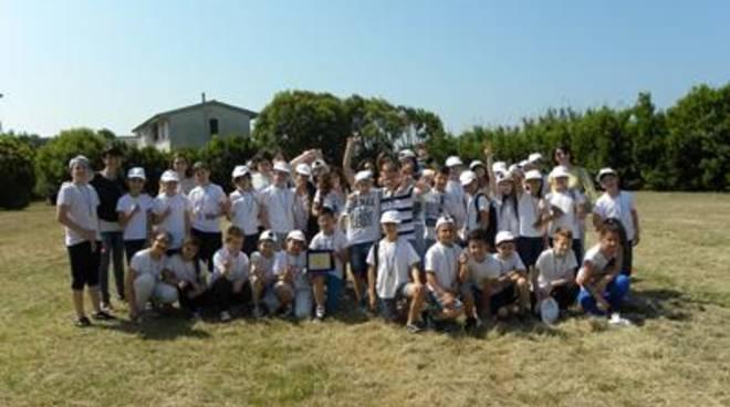 La scuola di Sermoneta vince il progetto di Acqualatina dedicato alle scuole