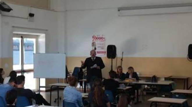 """Progetto """"Avvocati a scuola"""" all'Iiss Vincenzo Cardarelli"""