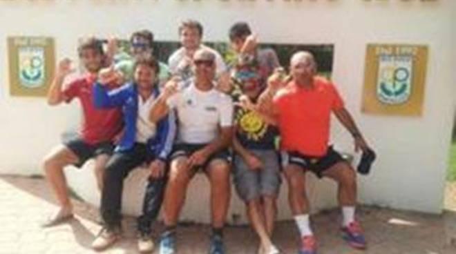 Promossa in serie C la squadra del circolo tennis