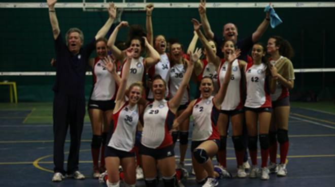 Volley femminile, San Giorgio campione provinciale Csi