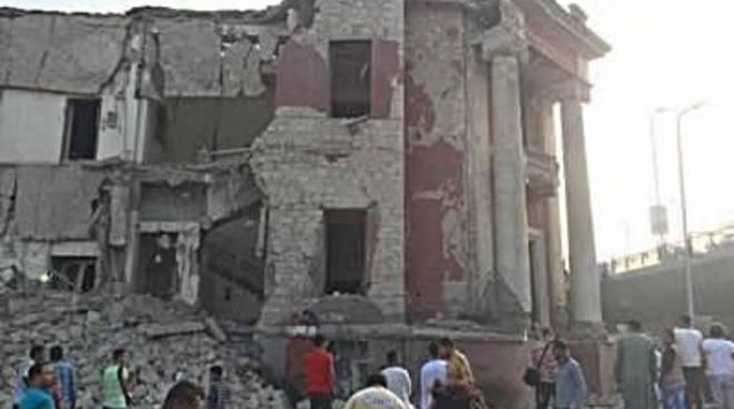 Attentato al consolato italiano al Cairo, identificati i 3 autori