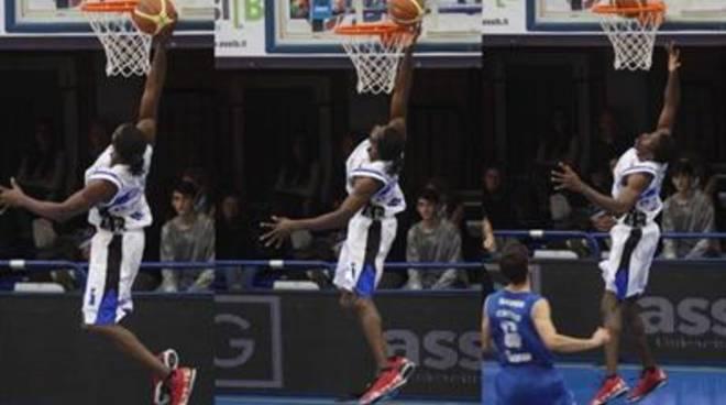 Latina Basket, Ihedioha in maglia nerazzurra anche per la prossima stagione
