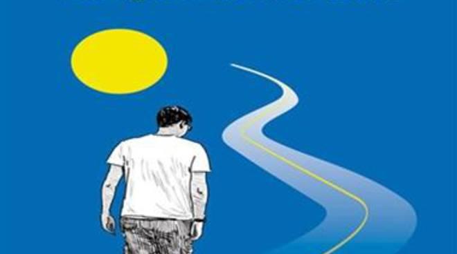 """""""Due righe blu all'orizzonte"""", il libro di Aristei"""
