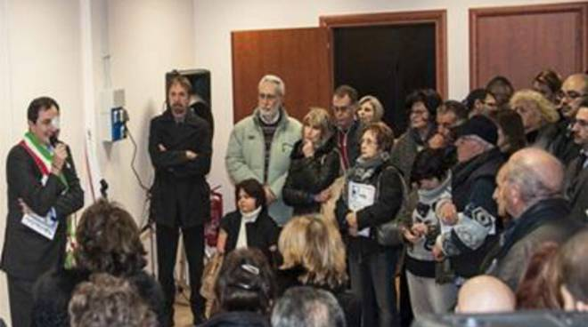 Lotte all'illegalità, Masini visita il Centro Anffas di via Maccari