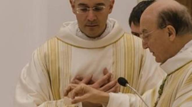 Ordinazione sacerdotale di don Mario Testa