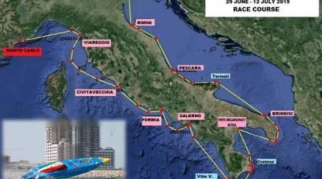 Rinasce la Venezia-Montecarlo. E c'è anche il Tommy Racing Team