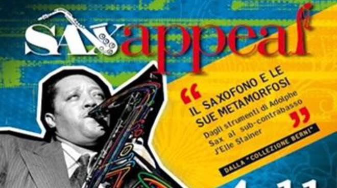 """""""Sax Appeal"""", la più grande collezione di Sax al mondo arriva a Fiumicino<br />"""