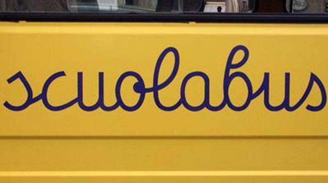 Trasporto scolastico, aperte le iscrizioni fino all'11 agosto