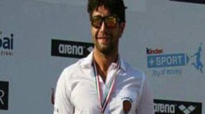 Andrea Niciarelli: da Tragliatella a Swansea in Galles campione di nuoto