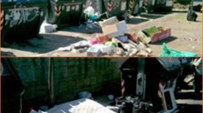 """Axa, Consorzio: """"La pulizia del quartiere Axa, solo una finta dell'Ama"""""""