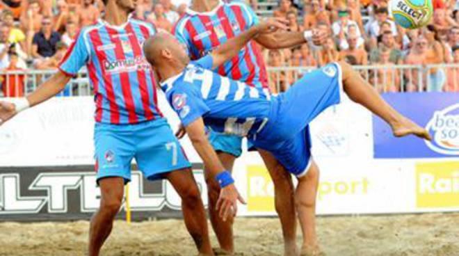 Beach Soccer: Serie A Beretta, Terracina in finale!