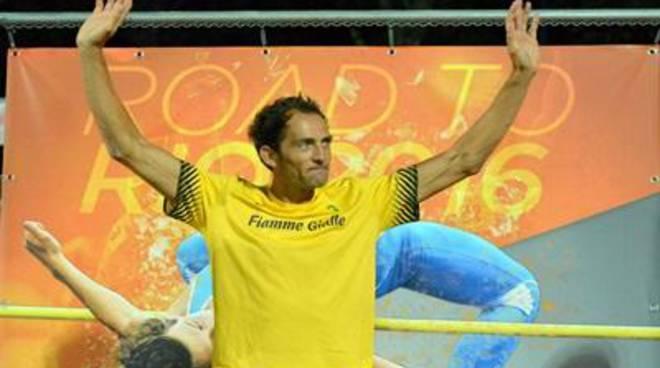 Fabrizio Donato rinuncia ai mondiali di Pechino