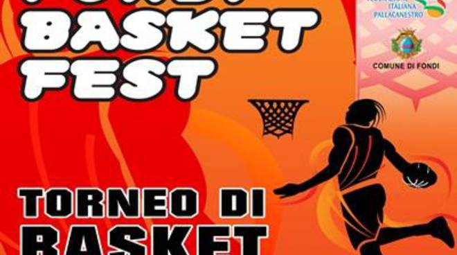 Fondi Basket Fest: torneo giovanile Under 14