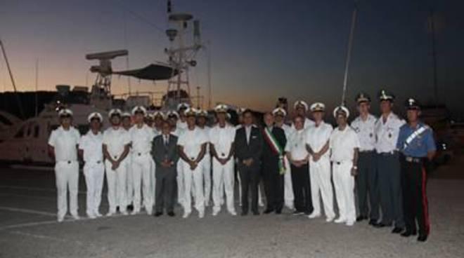 Inaugurata la nuova sede dell'ufficio della Guardia Costiera di Ventotene