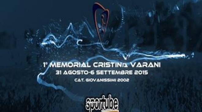 Memorial Cristina Varani, le novità alla vigilia dell'evento