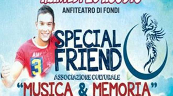 Musica e Memoria, un evento in ricordo di Giacomo Recchia