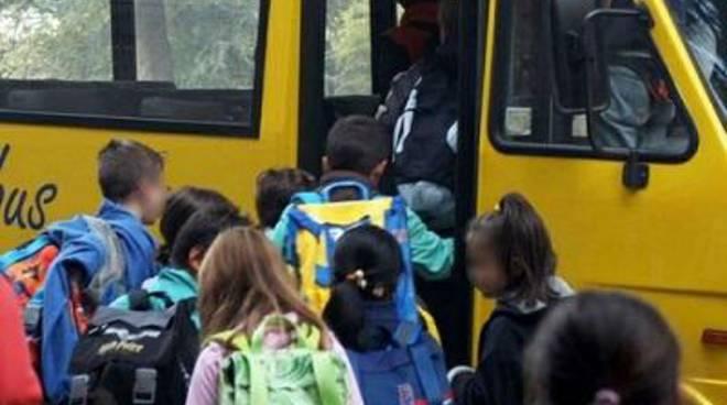 Aperte le richiesta servizio scuolabus e la refezione scolastica