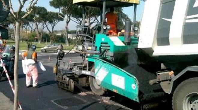 Axa: manutenzione strade ed illuminazione pubblica