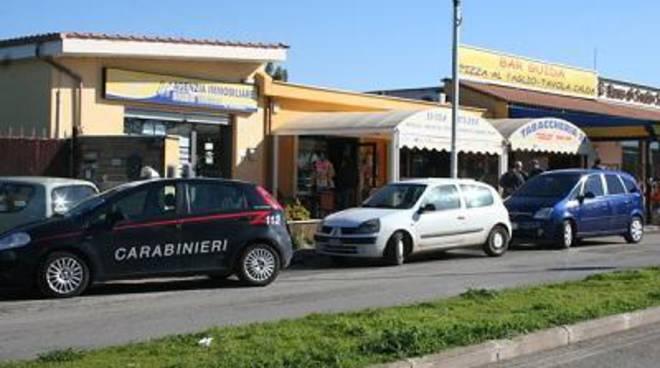 Ennesima rapina alla Nuova Florida, questavolta alla Banca di Credito Cooperativo di Roma