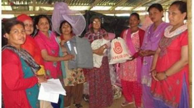 Farmacisti in aiuto e la solidarietà in Nepal