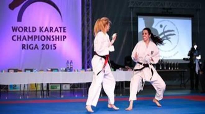 Francesca Sini: I valori del karate vissuti, l'esempio ai giovani