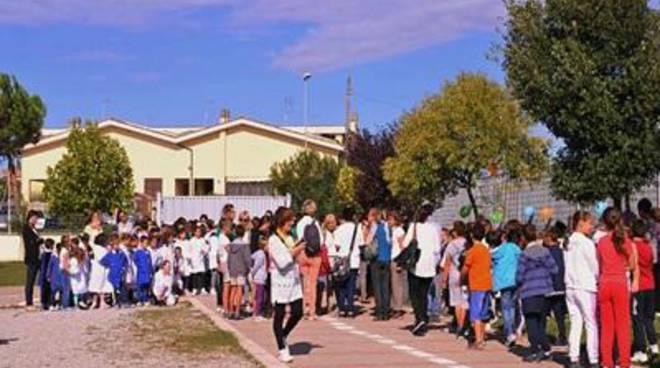 """I bambini bielorussi ospiti dell'Istituto """"Ilaria Alpi"""""""