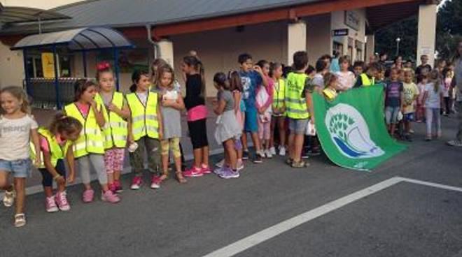 Inizia la scuola ritorna il Piedibus ad Aranova