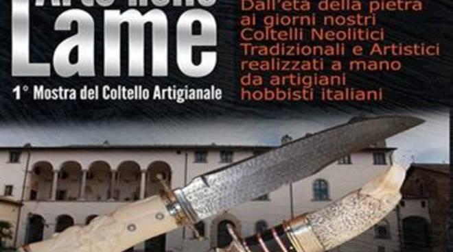 L'Arte nelle Lame, 1^ mostra del coltello artigianale