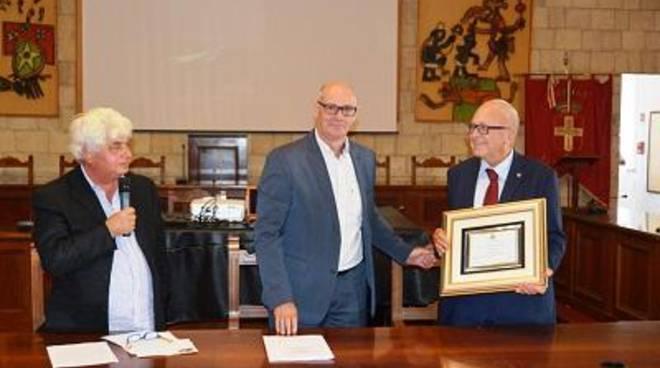 L'archeologo Torelli diventa cittadino onorario di Tarquinia