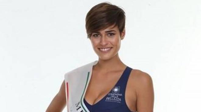 Miss Italia: un maxischermo per Alice Sabatini
