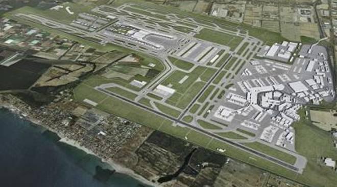 """Pd: """"Un secco e rafforzato No al raddoppio dell'Aeroporto Leonardo Da Vinci"""""""