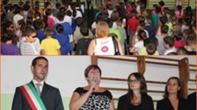 Primo giorno di scuola alla San Giovanni Bosco con 8 aule in più