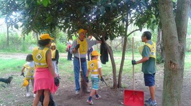 'Puliamo il Mondo': il più grande appuntamento di volontariato di Legambiente