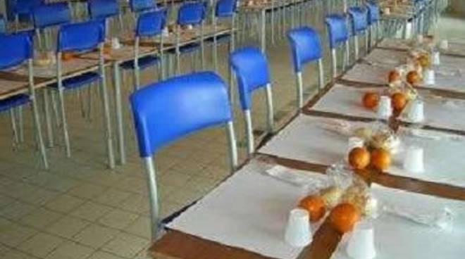 Scuola,il servizio mensa inizierà regolarmente ad ottobre
