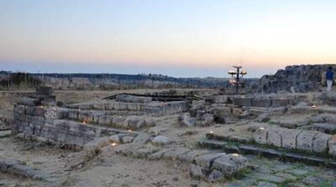 Si aprono le porte della Civita,l'antica Tarchna