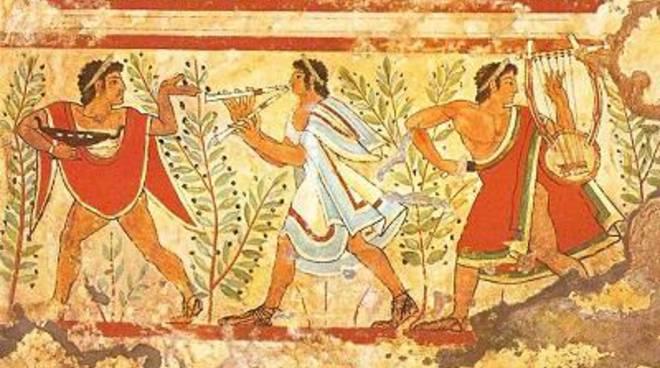 1° novembre con gli etruschi