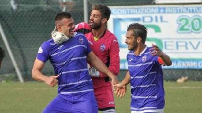 4 gol al Budoni e l'Ostiamare prosegue la sua marcia trionfale