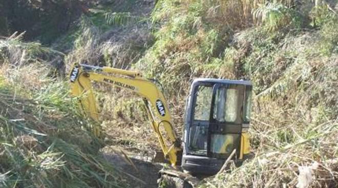 A novembre interventi sui fossi che attraversano il territorio di Cerveteri