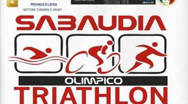 """A Sabaudia al via la seconda edizione del """"Triathlon Olimpico"""""""