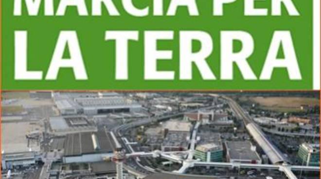 """Agostini (Pd): """"Con i cittadini alla marcia contro l'ampliamento dell'aeroporto"""""""
