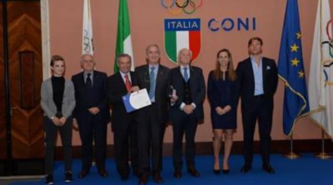 Al Convegno Ansmes, la celebrazione della scherma italiana