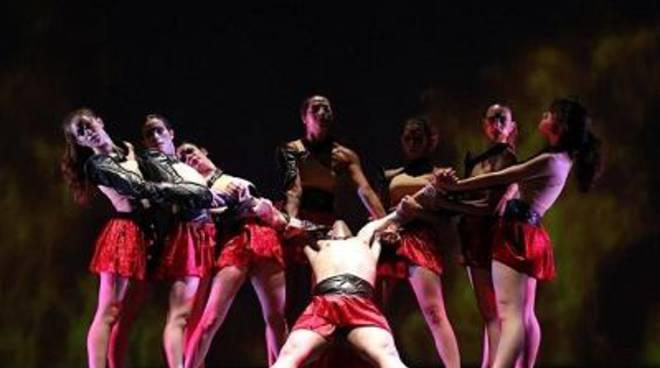 Alvia il Festival di Danza Senza Frontiere