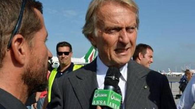 """Alitalia Maintenance System,Pd: """"Siamo lieti dell'impegno preso da Montezemolo"""""""