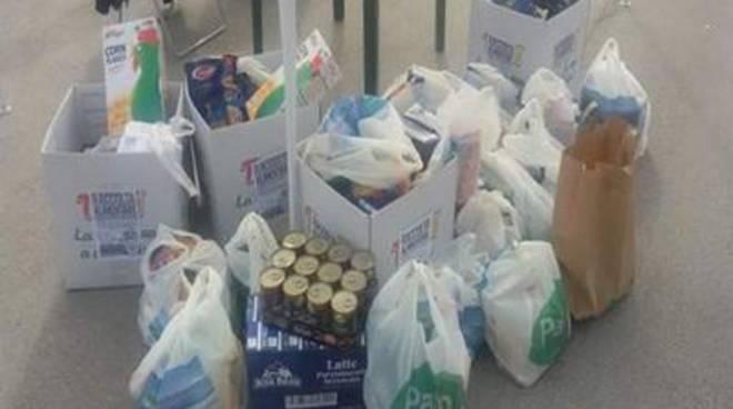 """CasaPound: """"Continua raccolta alimentare, oggi consegna alle famiglie"""""""