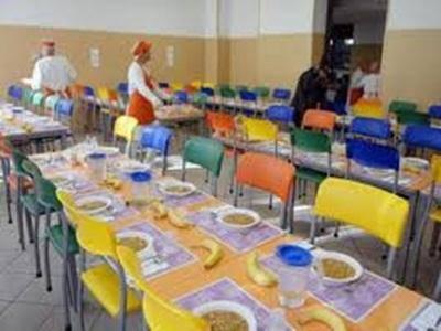 Da lunedì 12 Ottobre sarà attivo il servizio di mensa scolastica