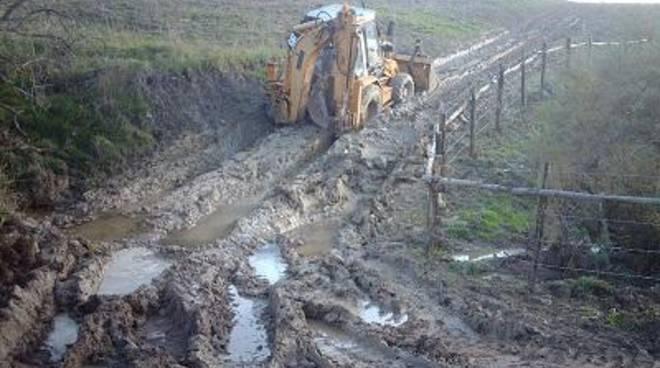 Dissesto idrogeologico, il Comune chiede fondi alla Regione per aiutare Radicata e Cicugnola